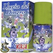 Perfume Lluvia De Dinero - Fortuna, Éxito Económico, Suerte