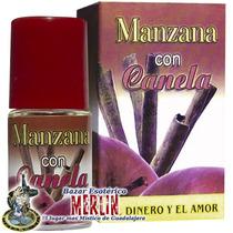 Esencia Manzana Con Canela - Suerte, Éxito, Dinero Y Amor