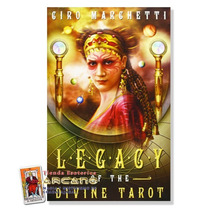 Legacy Of The Divine Tarot - 78 Cartas Y Libro