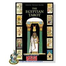 Set The Egyptian Tarot - 78 Cartas Y Libro En Español