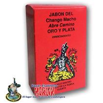 Jabón Del Chango Macho - Suerte En Trabajo, Negocios
