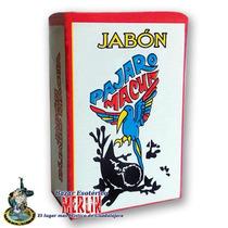 Jabón Pájaro Macua - Amor, Salud Y Buena Suerte En Todo