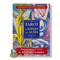 Tarot Espejo Del Alma - Aleister Crowley - 78 Cartas Y Libro