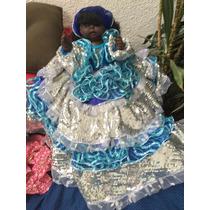 Santeria Muñeca Vestida De Ochun