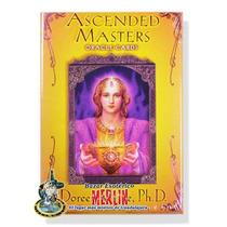 Oraculo Maestros Ascendidos - 44 Cartas - Doreen Virtue