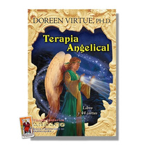 Oraculo Terapia Angelical - 44 Cartas Y Libro Doreen Virtue