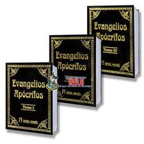 Evangelios Apócrifos - Incluye 3 Tomos Importados Humanitas