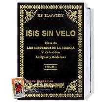 Isis Sin Velo 4 Volumenes - Humanitas - H.p. Blavatsky
