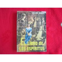 Parapsicologia Ocultismo Libro De Los Espiritus Kardec