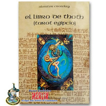 Libro De Thoth - (tarot Egipcio) Aleister Crowley