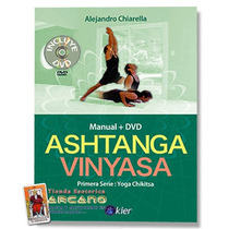 Ashtanga Vinyasa - Yoga Chikitsa Libro Y Dvd