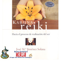 Reiki Karuna - Terapias, Autosanación, Meditación, Mantras