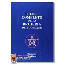 El Libro Completo De La Brujeria De Buckland - 410 Paginas