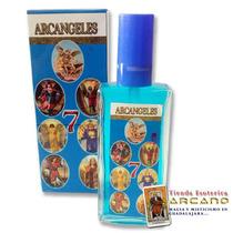 Perfume 7 Arcángeles - Atrae Suerte, Armonía Y Protecciòn