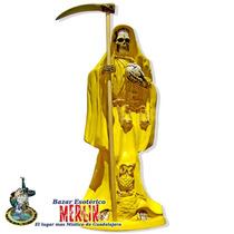 Santa Muerte Amarilla - Dinero, Abundancia Y Proteccion