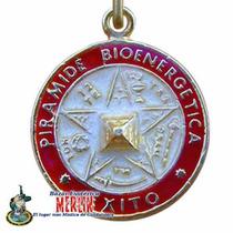 Pentagrama Reforzado Con Pirámide Bioenergética