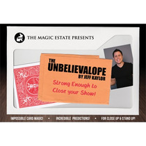 Truco De Magia Unbelievalope By Jeff Kaylor Con Gimmicks