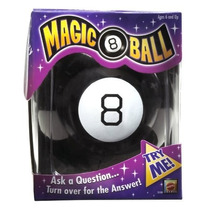Magic Ball 8 Billar Bola Magica Oraculo
