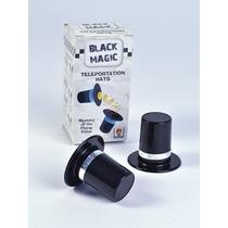 Truco Mágico - Negro Mago Teleportation Sombreros Flying