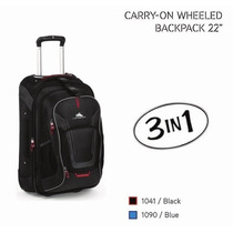 High Sierra Maleta Adventure Travel7 Carry-on Wheeled Backp2