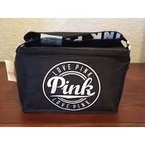 Bonita Hielera Pink De Victoria Secret Nueva Con Etiquetas