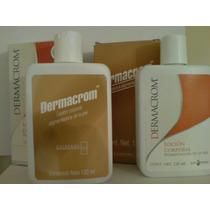 Dermacrom ,para Vitiligo(locion Corporal Y Facial) Galderma