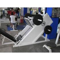 Leg Press Olimpico Marca Guerra Fitness Equipment