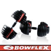 Nuevas Pesas Mancuernas Bowflex Ajustables Selecttech (par)
