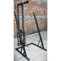 Rack Multiusos Con Polea Marca: Guerra Fitness Equipment