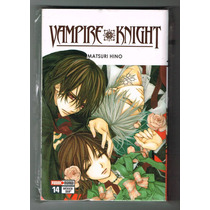 Vampire Knight - Tomo 14 - Editorial Panini