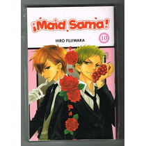 ¡maid Sama! - Tomo 10 - Editorial Panini