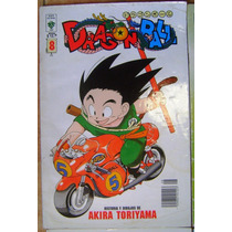 Lote De Manga Dragon Ball (12 Revistas, Español)