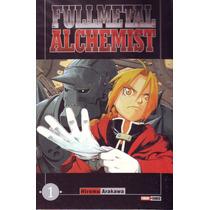 Manga Full Metal Alchemist # 1 Editorial Panini Hay Más