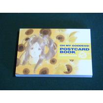 Libro De Postales De Oh My Goddes! (ah Mi Diosa!)