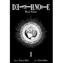 Death Note Black Edition Coleccion Completa