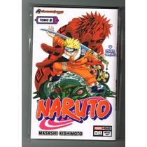 Naruto - Tomo 8 - Editorial Panini