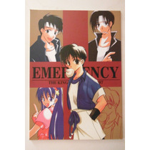 The King Of Fighters Emergency Fan Book Anime Manga