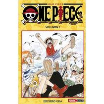 One Piece Vol 1 Nuevo, Cerrado En Español Panini