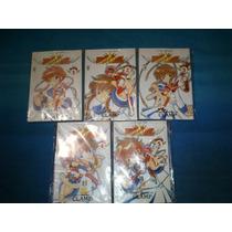 Mangas Editorial Vid, Angelic Layer Colección Completa