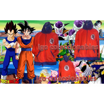 Chamarra Dragon Ball Z Anime Igo Coleccionables!