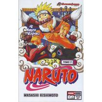 Manga Naruto Tomo Tres Editorial Panini Suscripciones