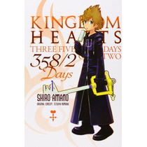 Manga Comic Kingdom Hearts 358/2 Days, Vol. 1 - Nuevo En Pb!