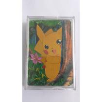 Pokemon Baraja 54 Cartas Foil Metalizadas 2 Modelos A Elegir