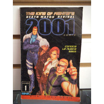 The King Of Fighter Death Match Revival 2001 Volumen 1