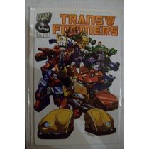 Transformers # 3 Comic