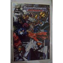 Transformers Armada # 1 Comic