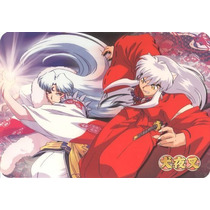 Anime Inuyasha: Tarjeta / Mousepad