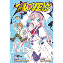 To Love-ru Manga Editorial Ivrea Todas Las Sagas Disponibles