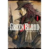 Green Blood Milky Way Ediciones
