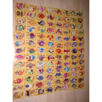 Lote Calcas De Pokemon Album